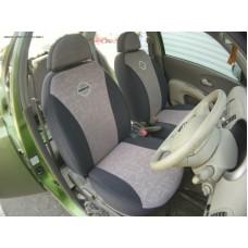 Nissan Micra /комплект авточехлов/