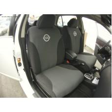 Nissan Tiida /комплект авточехлов/