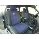 Toyota Land Cruiser, 2 ряда сидений /комплект авточехлов/